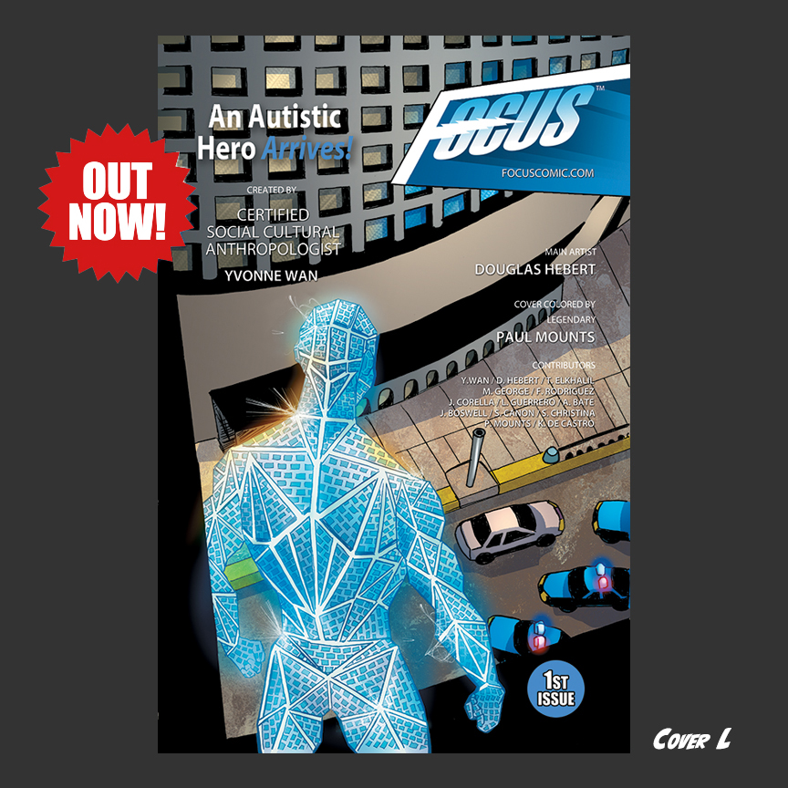 Focus Comic: Cover L