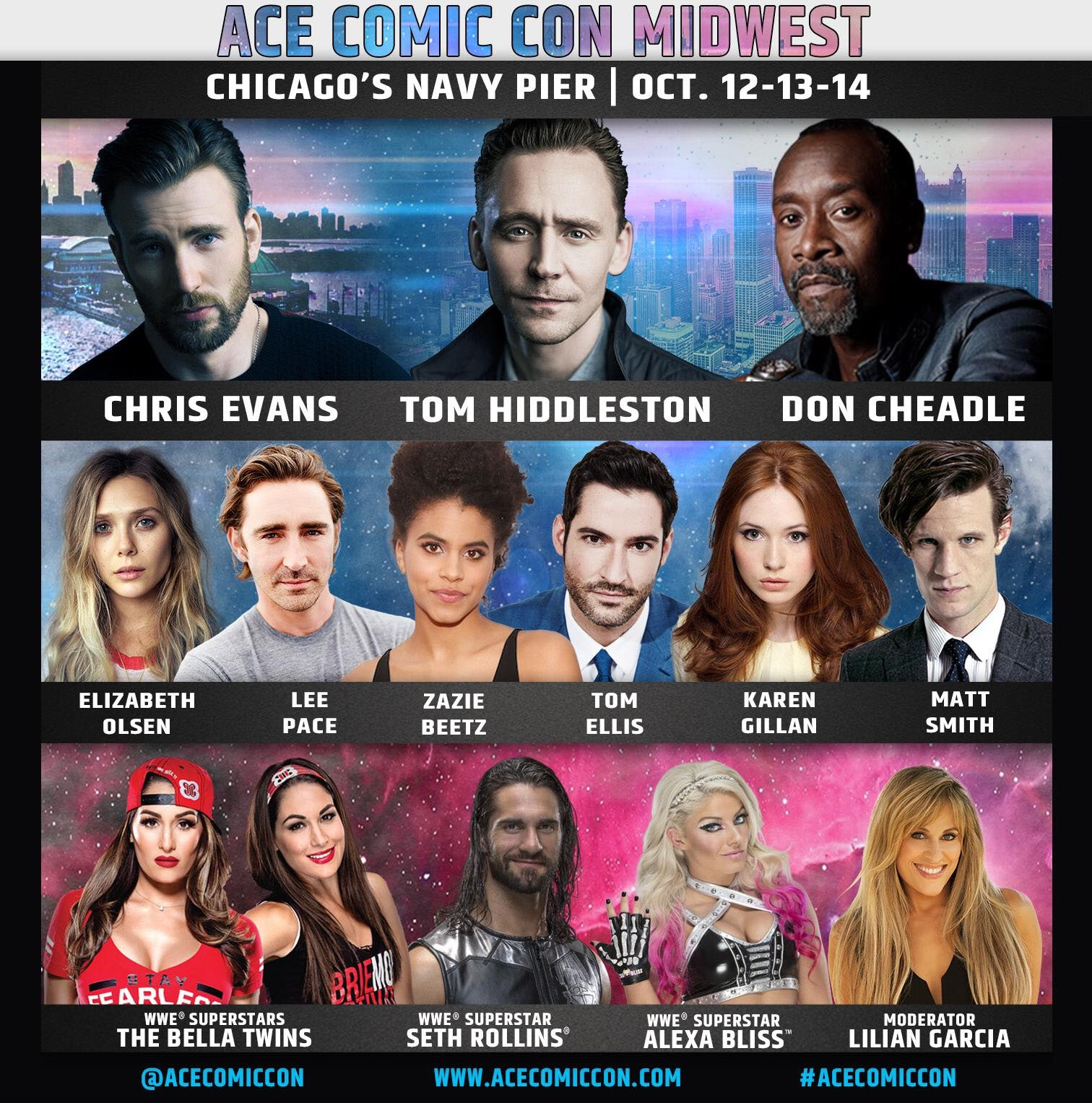 Focus Comic to attend Ace Comic-Con Chicago with Tom